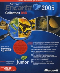 Innelec Multimedia et  Collectif - Encarta collection DVD.