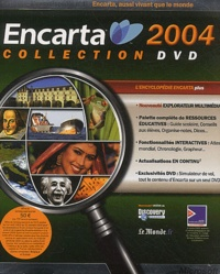 Collectif - Encarta Collection Edition 2004 - DVD-ROM.