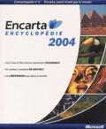 Collectif - Encarta Encyclopédie 2004 - CD-ROM.