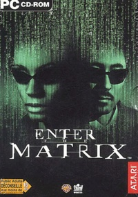 Andy Wachowski - Enter the Matrix - 2 CD-ROM.