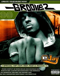 Ejay - Groove 2, Hip Hop Edition - CD-ROM.
