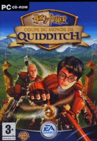 Anonyme - Harry Potter Coupe du monde de Quidditch - CD-ROM.