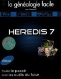 Collectif - Hérédis 7 la généalogie facile - CD-ROM.