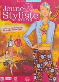 Innelec Multimedia - Jeune styliste studio 2 - CD-ROM.