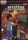 Enid Blyton - Le Club des 5 et le mystère des catacombes - CD-ROM.