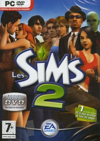 EA Games - Les Sims 2 - DVD-ROM.