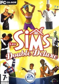 EA Games - Les Sims Double Deluxe - CD-ROM.