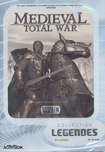 Innelec Multimedia - Medieval total war - CD-ROM.