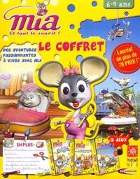 Mindscape - Mia et tout te sourit ! Le coffret - 5 CD-ROM.