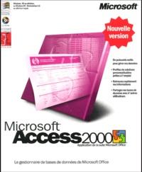 Microsoft Access 2000. Gestionnaire de base de données, CD-ROM.pdf