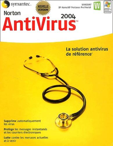 Norton - Norton antivirus 2004 - CD-ROM.