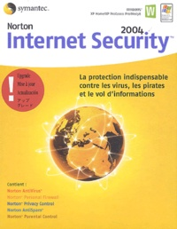 Innelec Multimedia - Norton Internet Security 2004 - CD-ROM.
