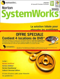 Collectif - Norton systemworks 2003 - CD-ROM.