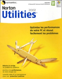 Collectif - Norton Utilities 2002 - CD-ROM.