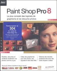 Jasc - Paint Shop Pro 8 - CD-ROM.