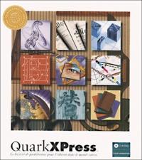 Collectif - QuarkXPress 4.1 pour Windows - Coffret, CD-ROM.