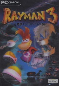 Collectif - Rayman 3 Hoodlum Havoc - CD-ROM.