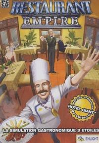 Collectif - Restaurant Empire - CD-ROM.