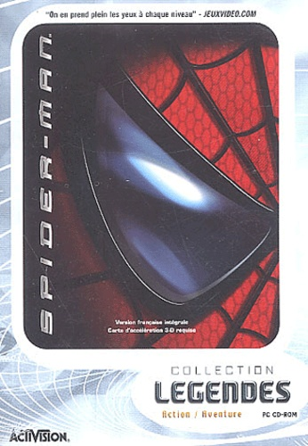 Activision et  Collectif - Spiderman. - CD-ROM.