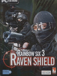 Collectif - Tom Clancy Rainbow Six 3 Raven Shield - CD-ROM.