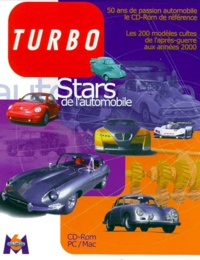 M6 - Turbo - Stars de l'automobile, CD-ROM.