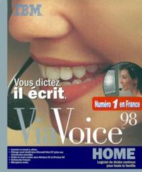 VIA VOICE 98 HOME. CD-Rom.pdf