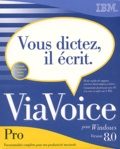 Collectif - ViaVoice Edition Pro 8.0 - CD-ROM.