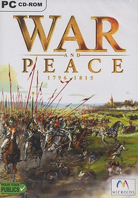 Microsoft - War and Peace 1796-1815. - CD-ROM.