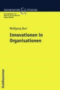 Innovationen in Organisationen.