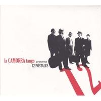 La Camorra Tango - 12 postales. 1 CD audio