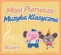 Soliton - Allegro - Mes premières musiques classiques. 1 CD audio