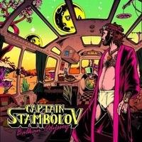 Captain Stambolov - Balkan Odyssey. 1 CD audio