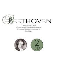 Ludwig Van Beethoven - Beethoven symphonie N° 5 N° 9. 2 CD audio
