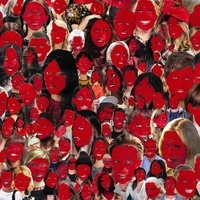 Egopusher - Blood Red. 1 CD audio MP3