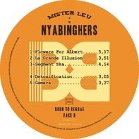 Mr Leu & The nyabinghers - Born to reggae. 1 CD audio