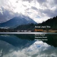 Assai Jazz trio - Brumes. 1 CD audio