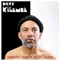 Davy Kilembe - Chansons d'amour et de colère. 1 CD audio