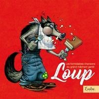 Peter Elliott - Chansons du grand méchant gentil loup. 1 CD audio