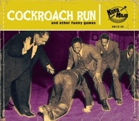 Various Artists - Cockroach run - and other funny games.