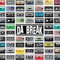 Da Break - Da Break. 1 CD audio