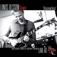 Linus Olsson - Dedication blues. 1 CD audio MP3