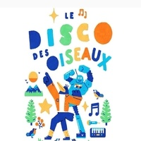 Mosai & Vincent - Disco des oiseaux. 1 CD audio