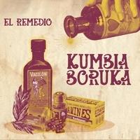 Boruka Kumbia - El remedio. 1 CD audio