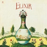 Aurélie Dorzee - Elixir. 1 CD audio