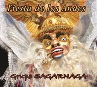 Grupo Sagarnaga - Fiesta de los andes. 1 CD audio MP3