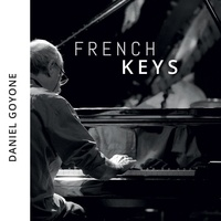 Daniel Goyone - French keys. 1 CD audio