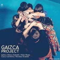 Ialma et Manu Sabaté - Gaizca project. 1 CD audio