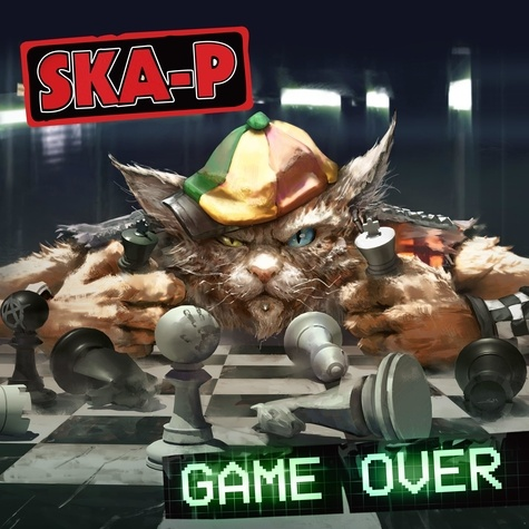 Ska-p Game Over