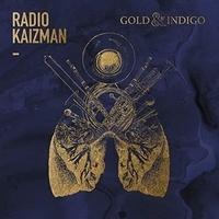 Radio Kaizman - Gold & indigo.