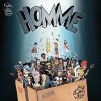 Feuille de roots - Homme. 1 CD audio MP3